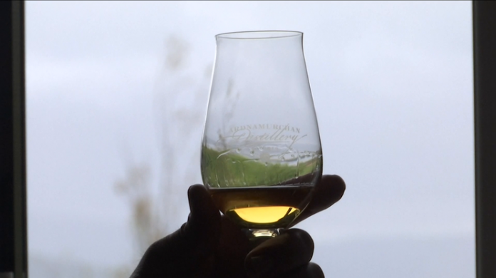 An Eco-Sustainable Whiskey - RSI Swiss Radio and Television