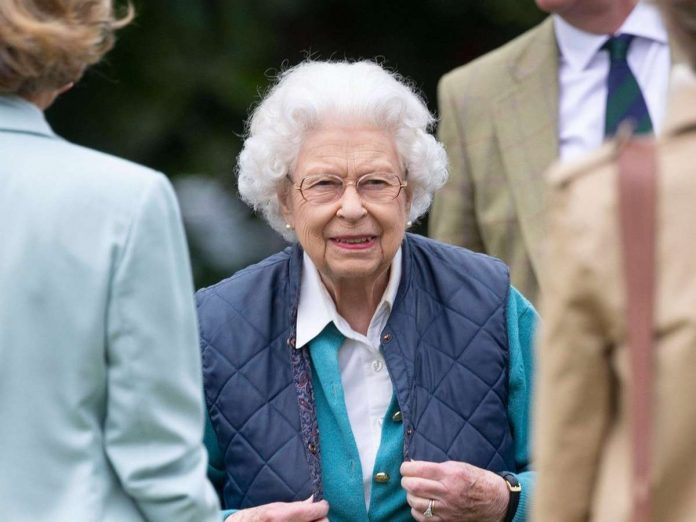 Balmoral in Scotland: American tourists meet the Queen - and don't recognize her - Panorama