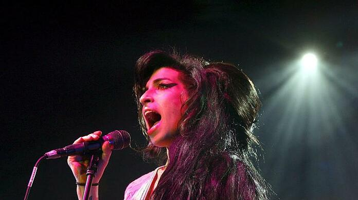 Amy Winehouse was only 27 years old.