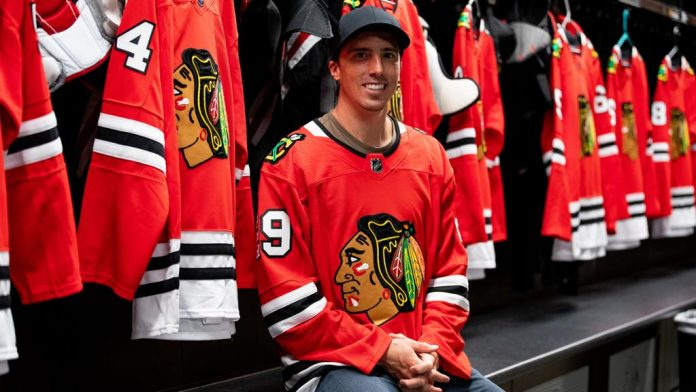 Fleury had the opportunity to join the Blackhawks 'very attractive'