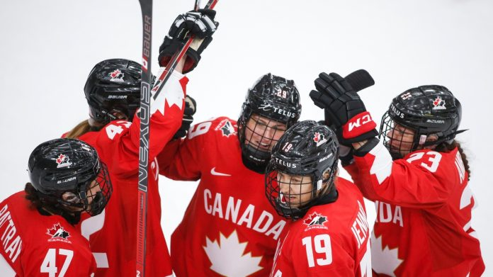 Hockey: The World Women's Hockey Championship will be presented in 2022, an Olympic year.