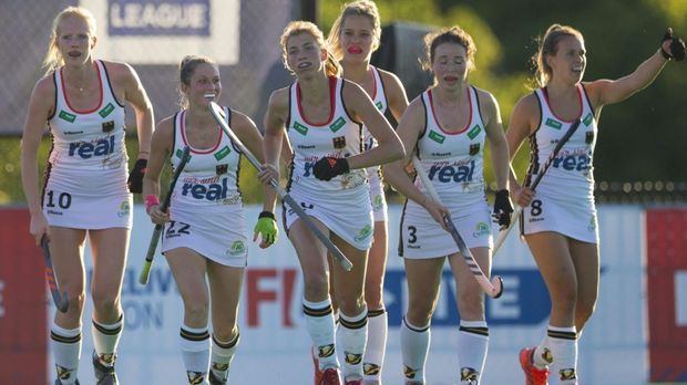 Hockey - Women's Hockey with a draw in the Test against Argentina