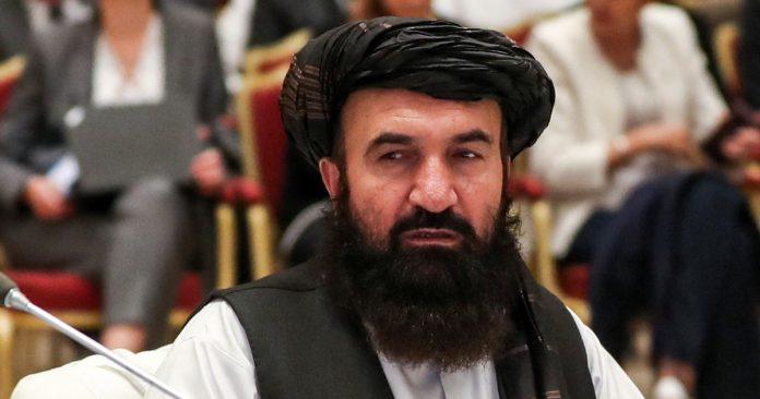 Index - Foreign - Released from Taliban think tank Guantanamo