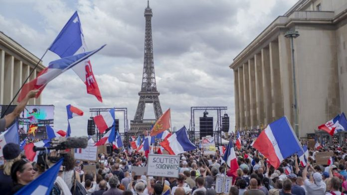 Last: France has passed a law on compulsory vaccination