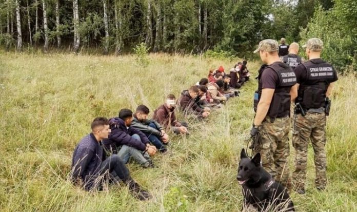 Latvia declares emergency on border with Belarus due to influx of migrants