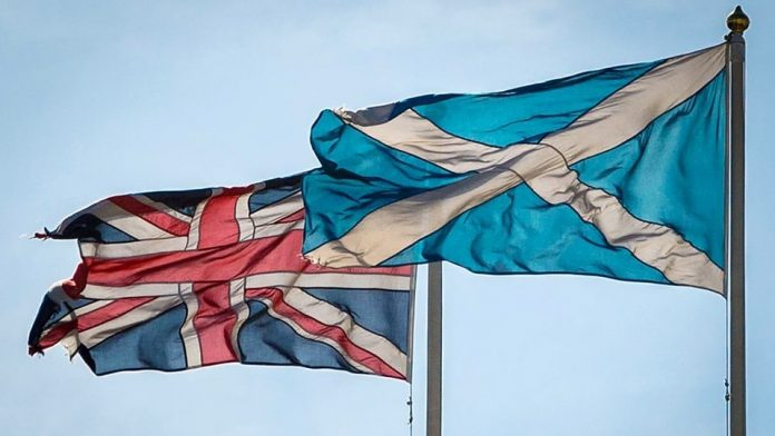 London does not rule out a new independence referendum in Scotland