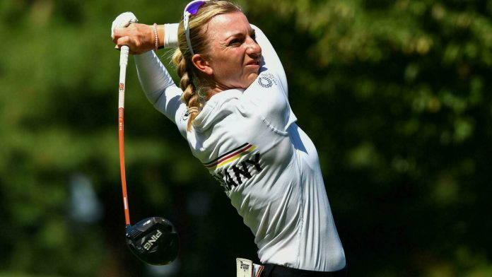 Popov aims to defend 'life-changing' women's British Open title