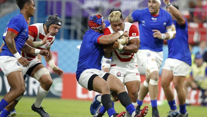 Rugby World Cup: Japan separates only one point from quarter-finals