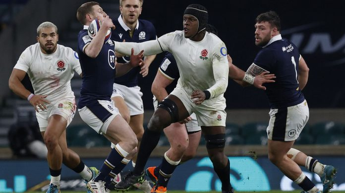 Scotland created a sensational feat by achieving the feat of victory in England