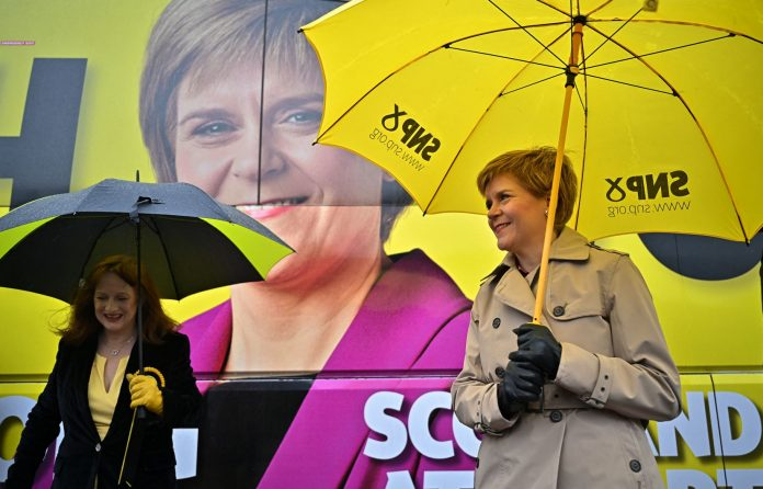 Scotland on the way to second independence referendum?