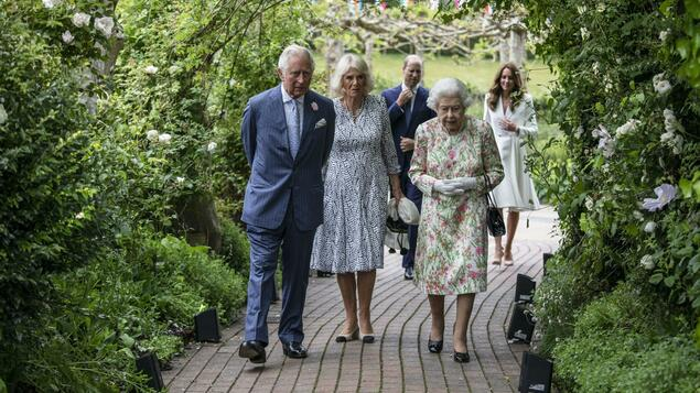 Special climate rules for the Queen: When it comes to her belongings, the Queen is really carefree - Panorama Society