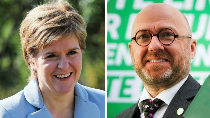 The Scottish National Party and the Scottish Green Party reach a power-sharing agreement - Economics and Finance