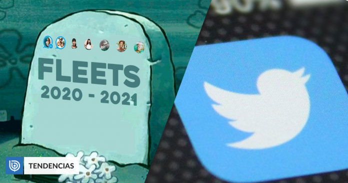 Twitter deleted its 'fleet' and users removed them from memes.  Technology