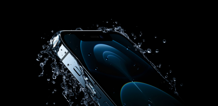 iPhone found in water in Scotland after a year