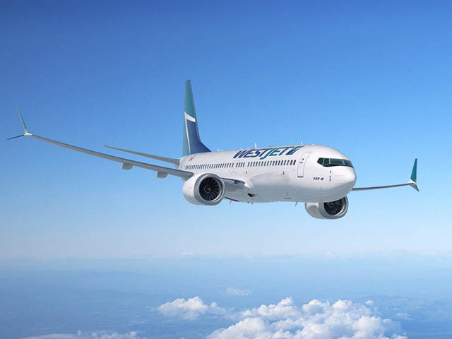 2022: WestJet will connect Toronto to Scotland in 737 MAX