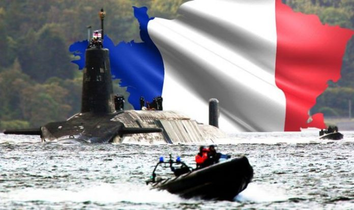 Trincomalee: Army soldiers angry over nuclear blockade in France