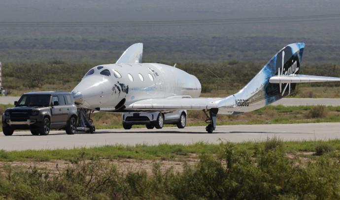 A blow to Richard Branson: The Federal Aviation Administration lands Virgin Galactic
