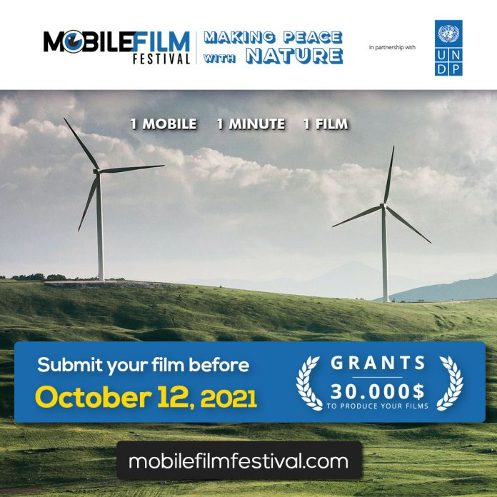 Mobile Film Festival: 17th edition focused on environmental protection
