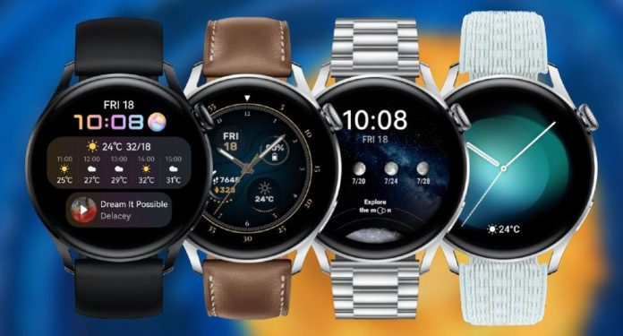 Huawei Watch 3: We analyze all the details of Chinese gadgets  Mexico |  Spain |  Gadgets |  Play play