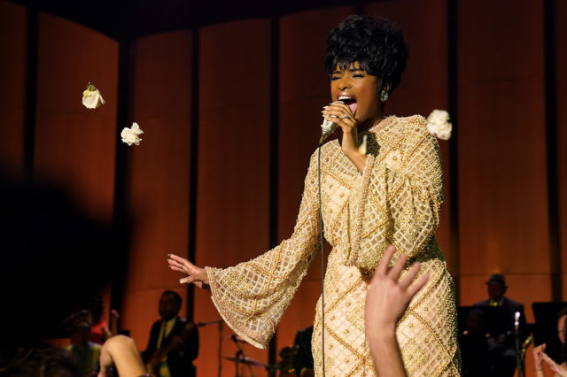Respect, a movie about Aretha Franklin, in theaters tomorrow