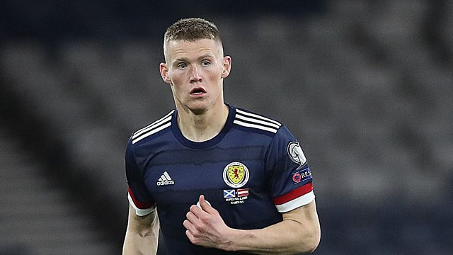 Scott McTominay is the star of Scotland