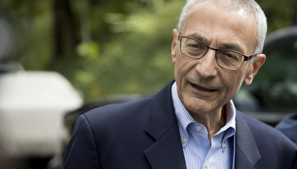 Concerned: Top Democrat John Podesta fears the party is likely to be re-elected if Biden doesn't get decisions through Congress.  Photo: AP/NTB