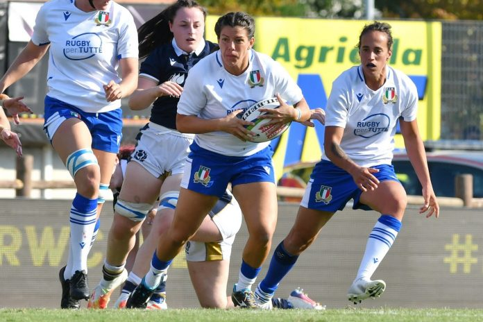 Rugby F - Michaela Merlo's Italy expands to Scotland