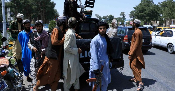 Bloody crackdown in Afghanistan: At least three killed in Taliban protests