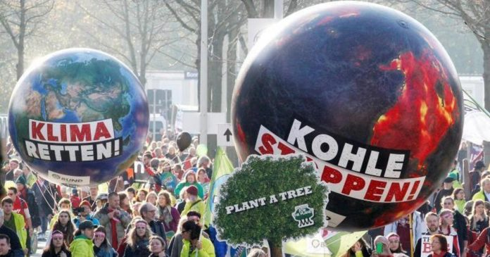 Calls to postpone the World Climate Conference