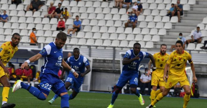 Football.  Ligue 2: Revenge Revenge, an opponent in raid ... What you need to know before Grenoble