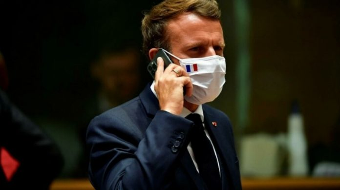 France also broke ties with Britain after open conflict with USA and Australia - news quoting sources