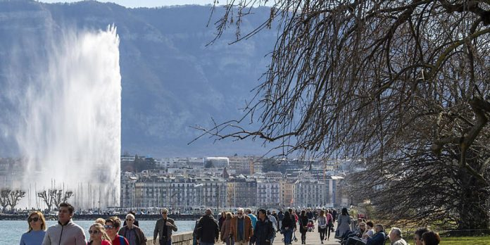Geneva to be Climate Capital    Foreign