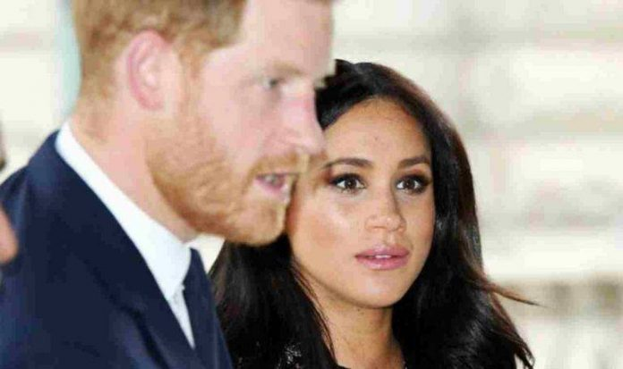 Harry and Meghan want to make peace with Queen Elizabeth