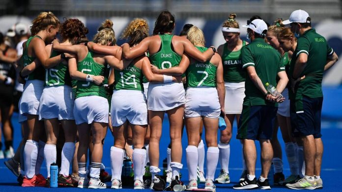 Irish women prepare for World Cup qualifiers in Italy