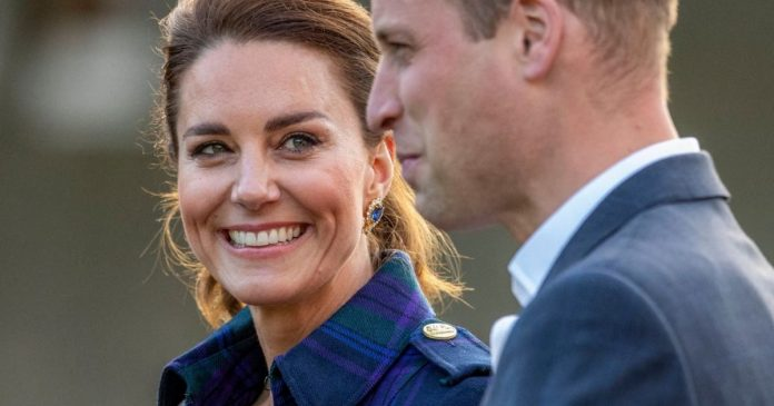 Kate Middleton promoted by the Queen!  Prince William is proud, he adds