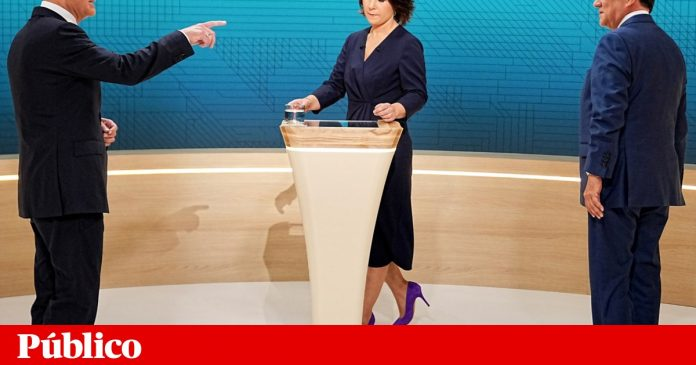 Laschet didn't win the debate like he needed to reverse the social democratic gains.  elections in germany
