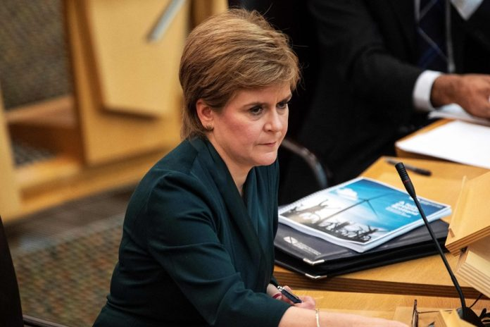 Scottish government wants independence referendum before the end of 2023