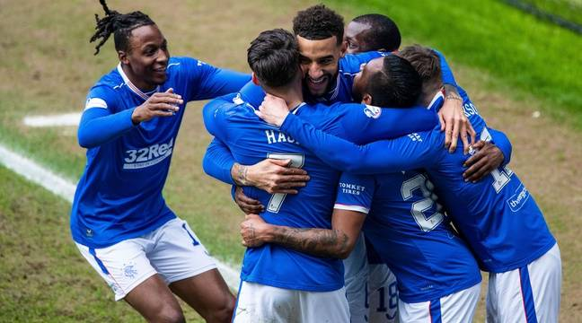 Steven Gerrard's Rangers crowned champions for the first time since 2011