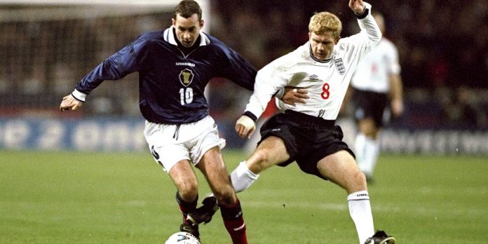 The Great Britain derby between England and Scotland is back: precedents