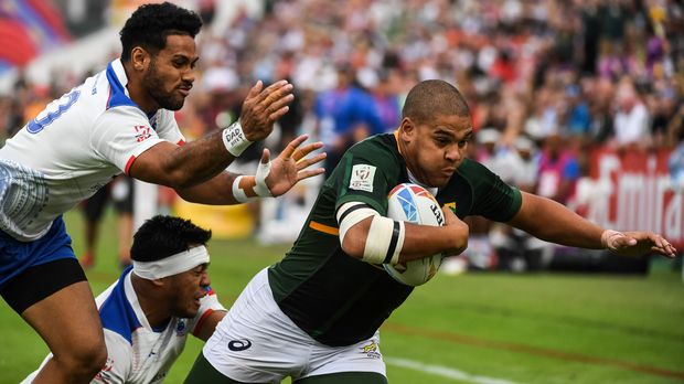 This is the World Rugby Sevens Series