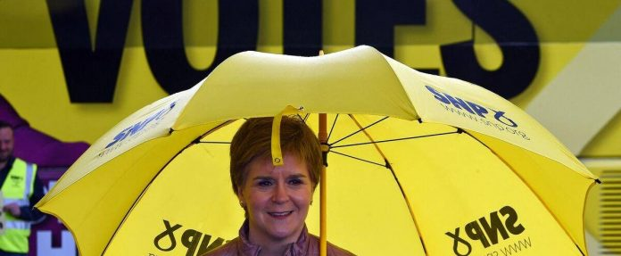 UK election day important for Scottish separatists