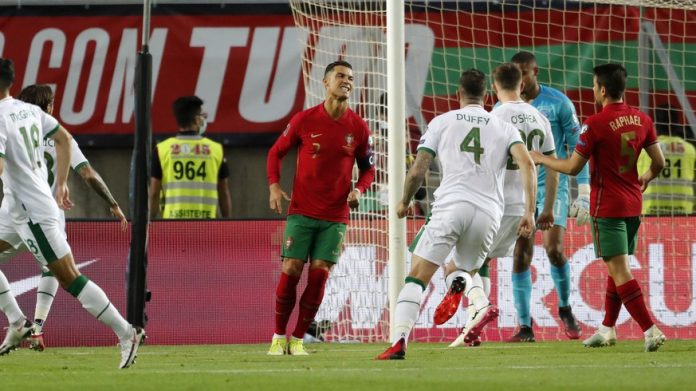 World Cup qualification: Ronaldo takes too long from idiot to hero