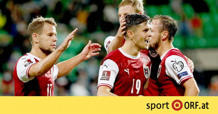 World Cup qualification: Austria struggles to win