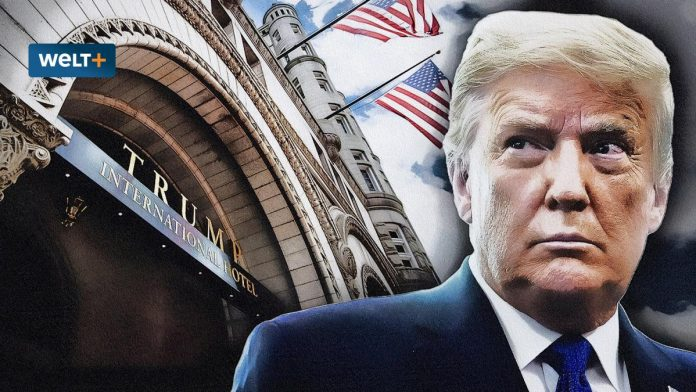 Trump International: Why does the former president want to sell his luxury hotel?