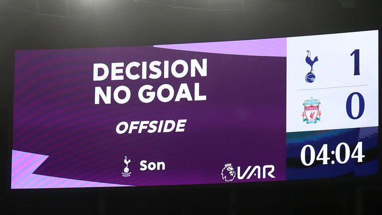 There will be subtle changes to the official use of VAR in this Premier League campaign