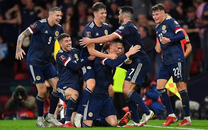 Scotland beat Israel in World Cup qualifier
