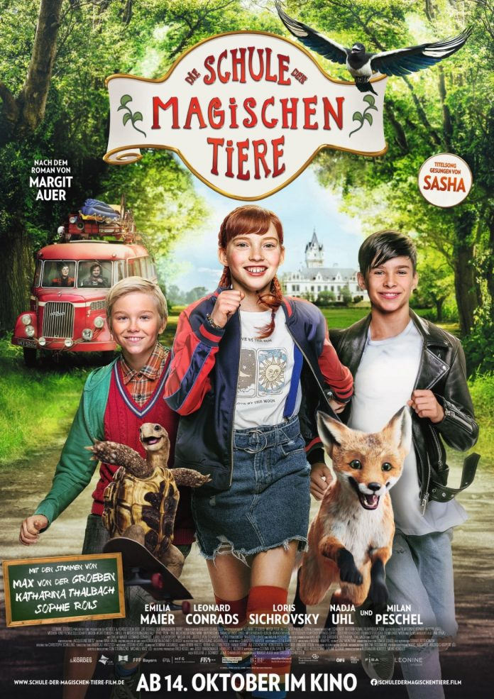 School of Magical Beasts Review: The German Answer to Harry Potter (Next)