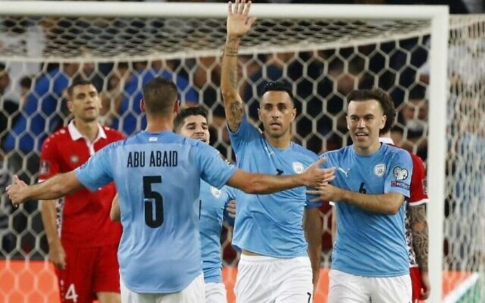 Israel beat Moldova, but unlikely to reach World Cup