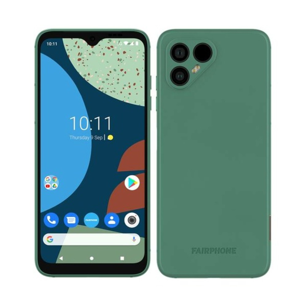 Fairphone 4: A Viable Android Smartphone With 5 Years Warranty