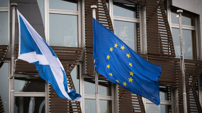 After Erasmus exits through Brexit: Scotland is applying for a new EU scholarship